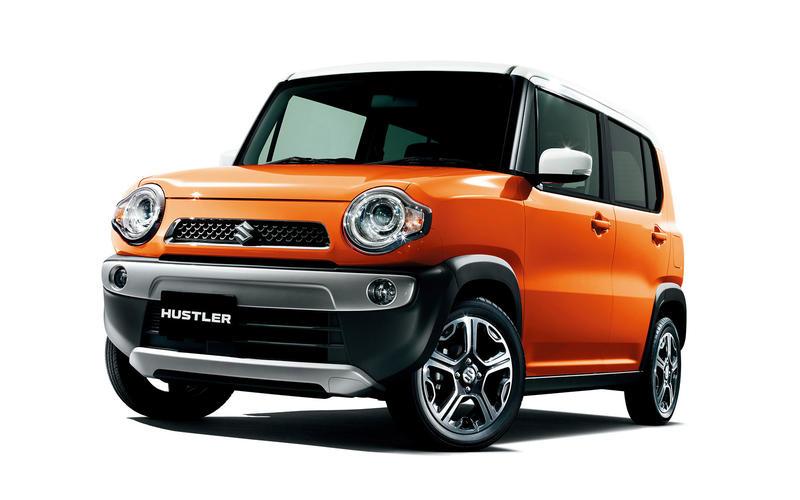 Suzuki Hustler (2014)