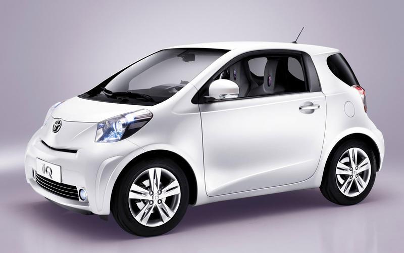 Toyota iQ/Scion iQ (2008)