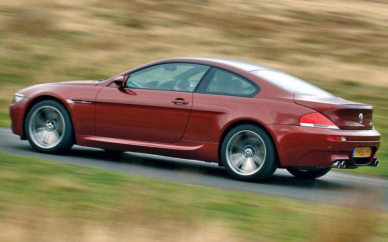 BMW M6 E63 (2005)