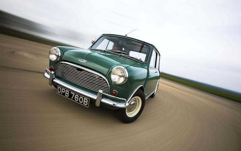 Mini (1959-2000) – 41 YEARS