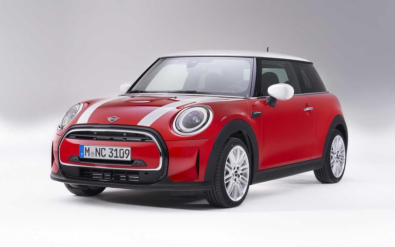 Mini Hatch – £16,605