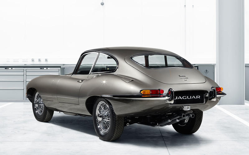 The E-Type is reborn