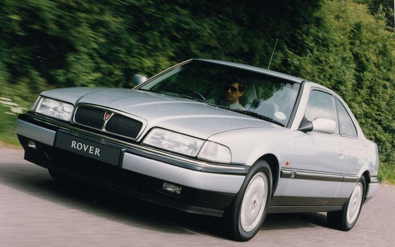Rover 800 Coupé – from £3000