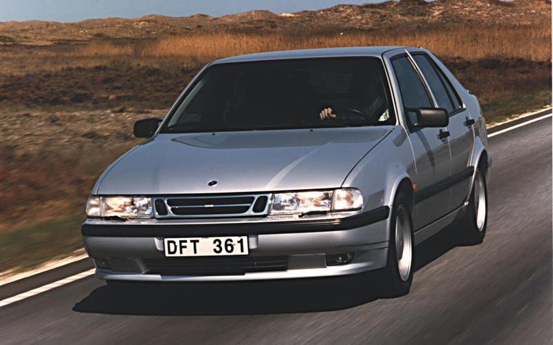 Saab 9000 Aero (1993)