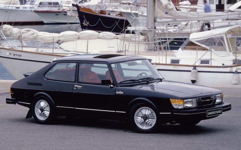 Saab – 900, 1978-1998: 1.2 million