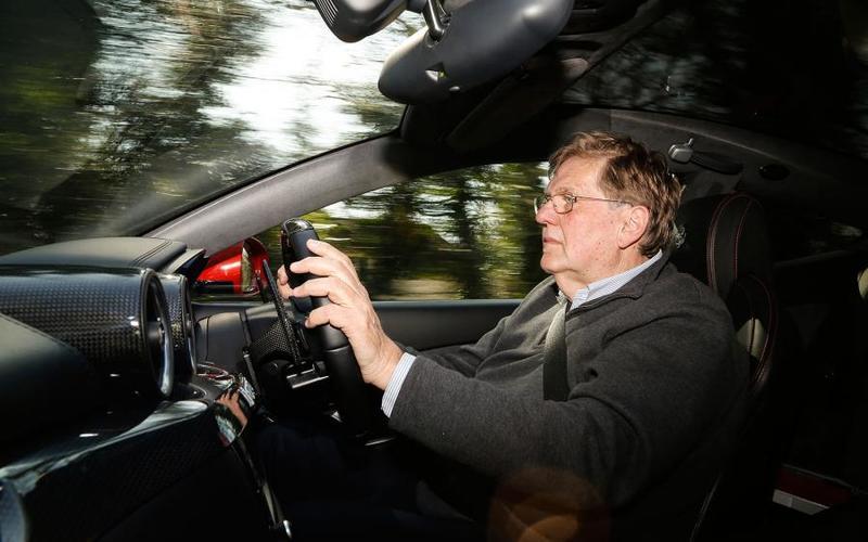 Steve Cropley - Editor-in-chief, Autocar