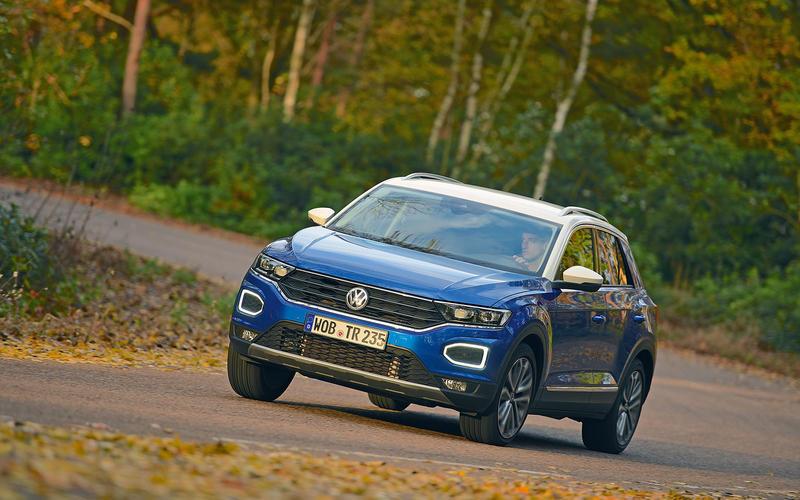 28: Volkswagen T-Roc
