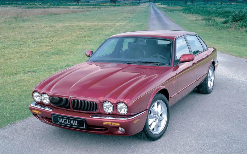 Jaguar X308 (1997)
