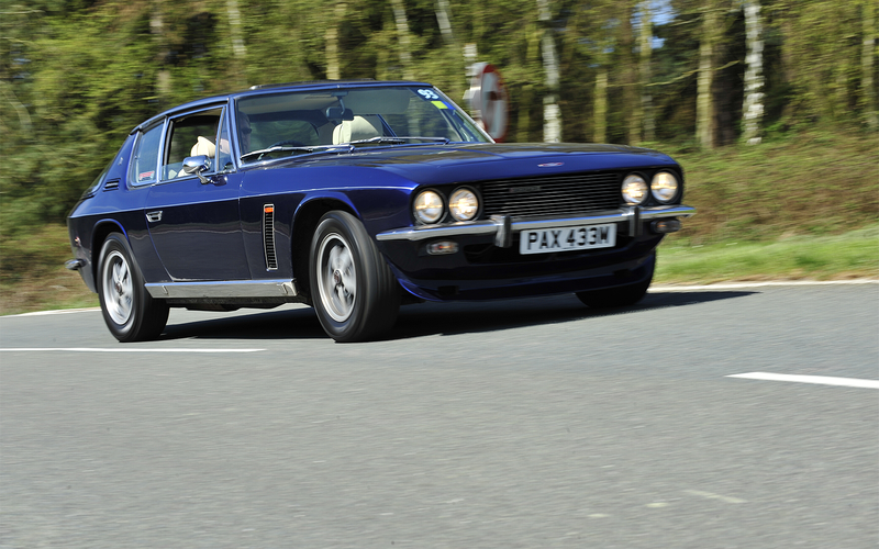 Jensen Interceptor (1966-1976)