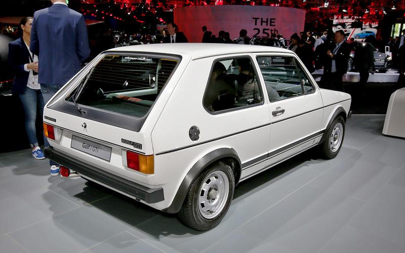 Volkswagen Golf GTi Mk1 (1976)