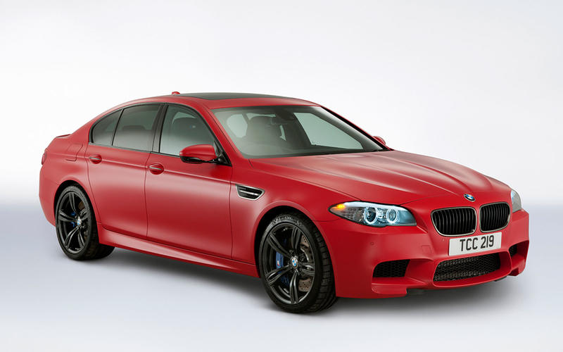 BMW M5 Performance Edition (F10) - 2012