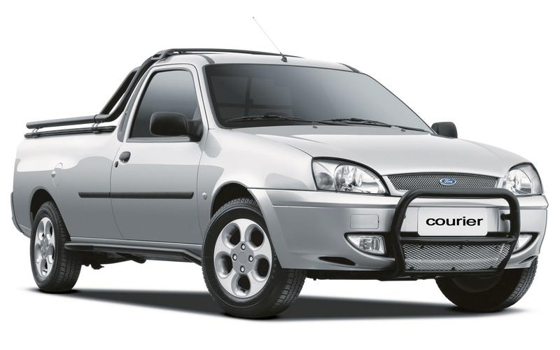 Ford's born-again Courier (2022)