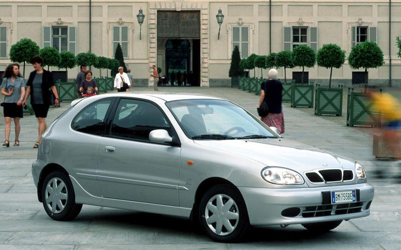 Daewoo Lanos (1997) – 4 MODELS