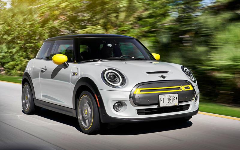 75 2020 Mini Electric/Cooper SE – NEW ENTRY