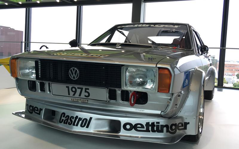 Volkswagen Scirocco Group 2