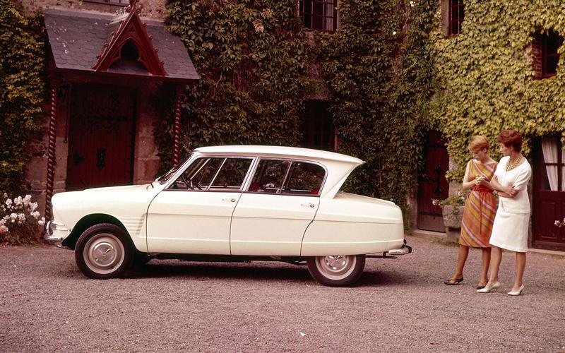 Citroën Ami (1961)