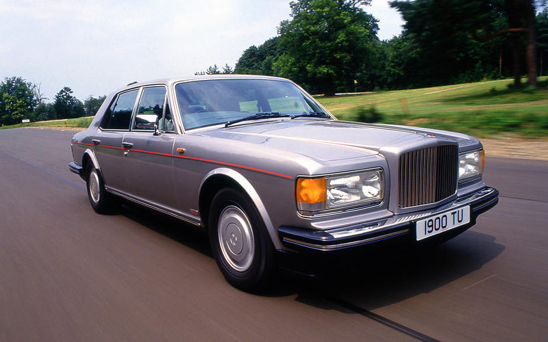 1980s: Bentley Mulsanne Turbo R