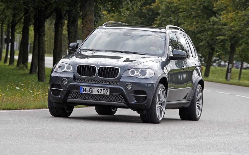 BMW X5 (Locke, 2013)