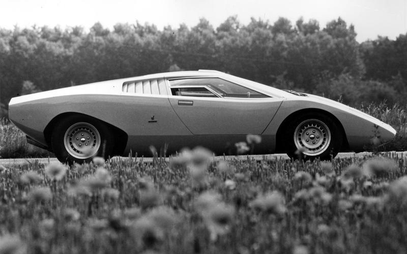 Lamborghini Countach (1974)