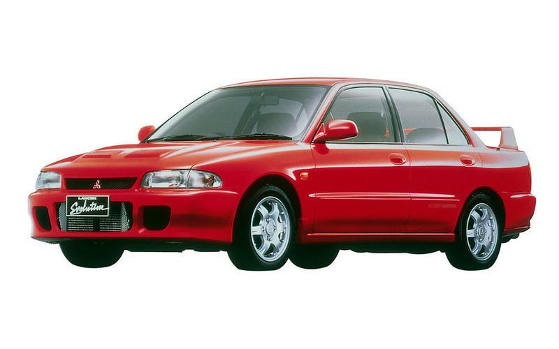 Lancer Evolution I (1992)