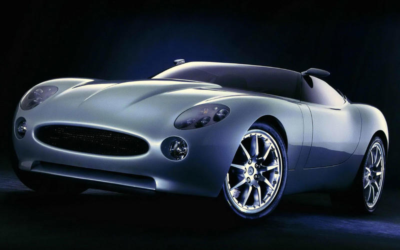Jaguar F-Type (2000)