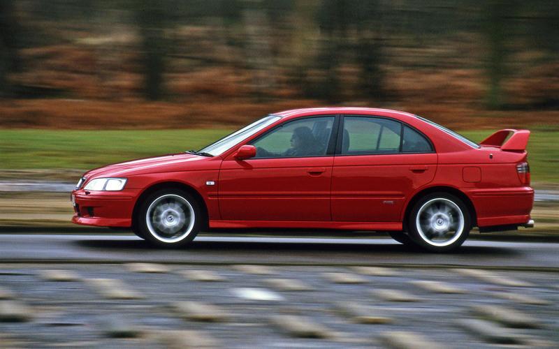 Honda Accord Type R (1998-2002)