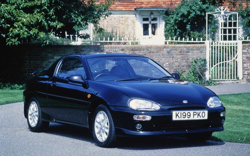 Mazda MX-3 – from £2000