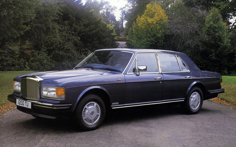 Bentley Mulsanne (1980)