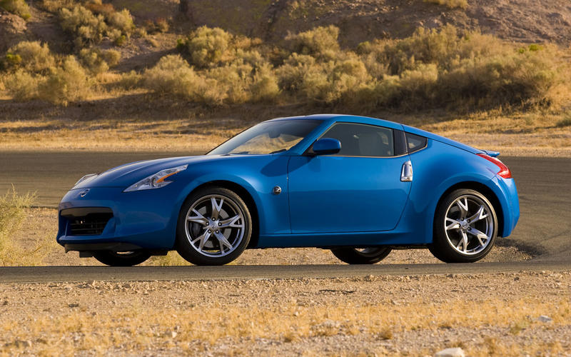 Nissan-370Z Coupe (2009)