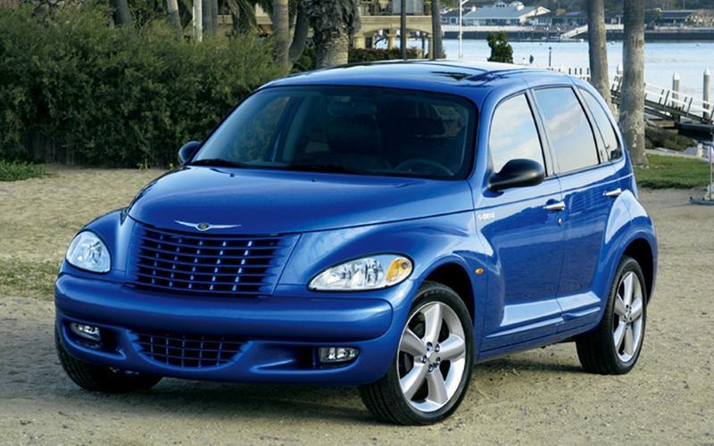 Chrysler PT Cruiser GT (2003)