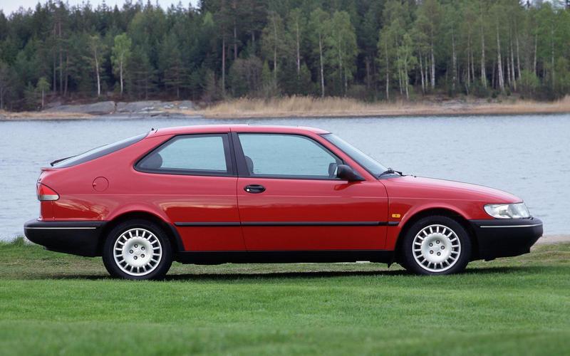 Saab 900 'new generation' (1994)