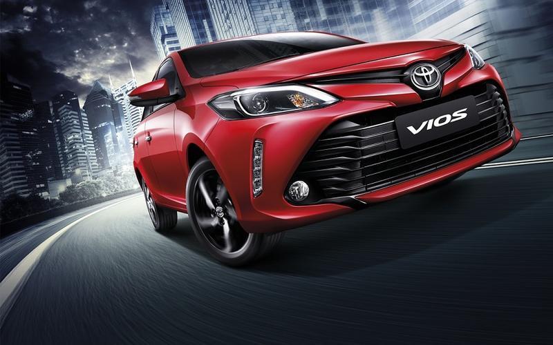 24: Vietnam, Toyota Vios – 30,055