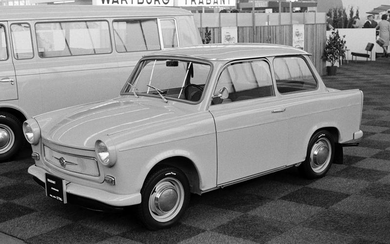Trabant (1957-1991)