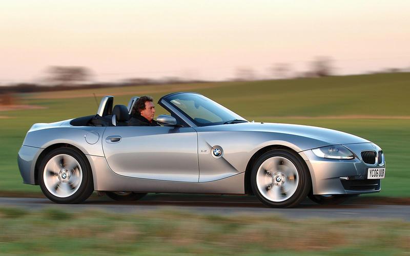 BMW Z4M Roadster (2006)