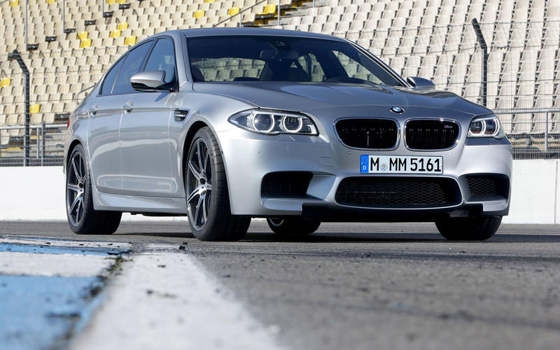 BMW M5 M Competition Package (F10) - 2013