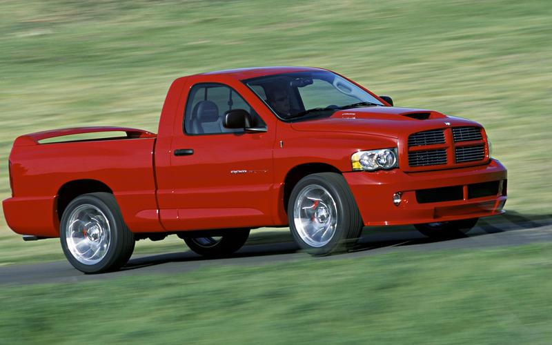 Dodge Ram SRT-10 (2004-2006)