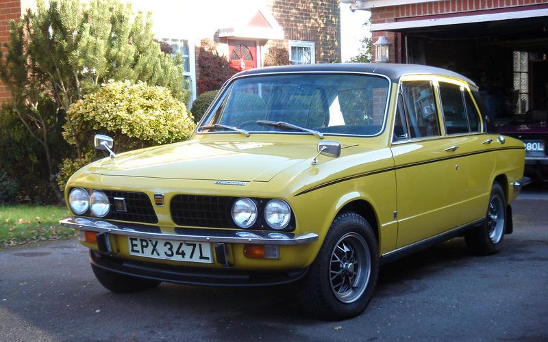 74 1973 Triumph Dolomite Sprint