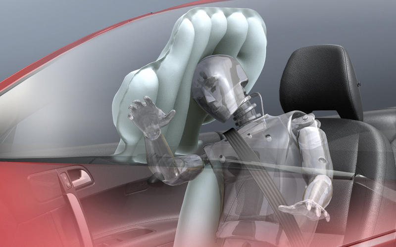 John Hetrick: airbags
