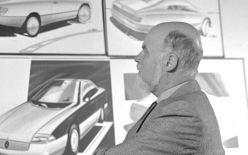 Bruno Sacco (Born 1933)