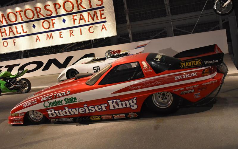 Buick-Reatta Funny Car (1988)