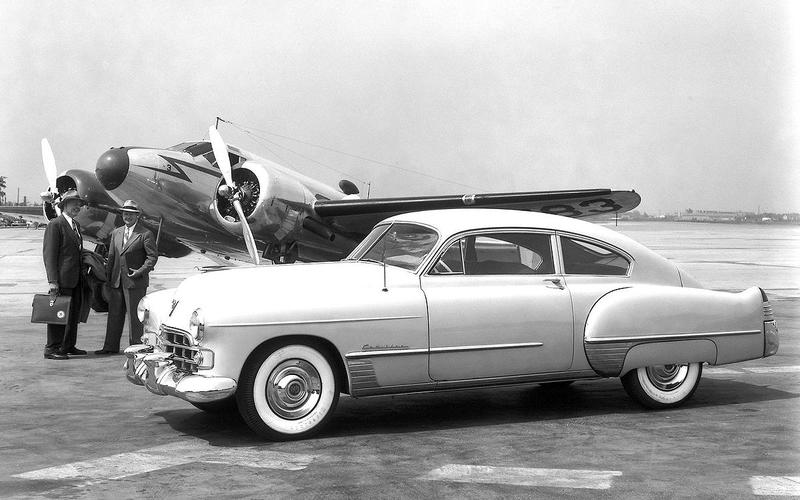 6: 1948 Cadillac Series 62 Club Coupé