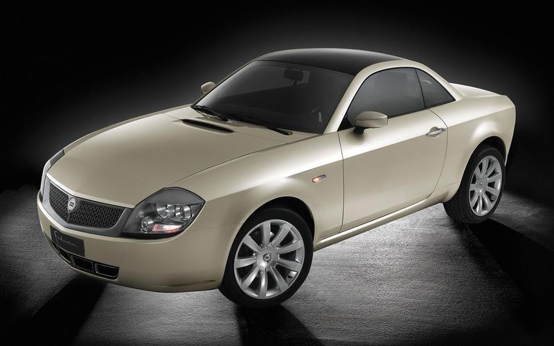 Lancia Fulvietta (2003)