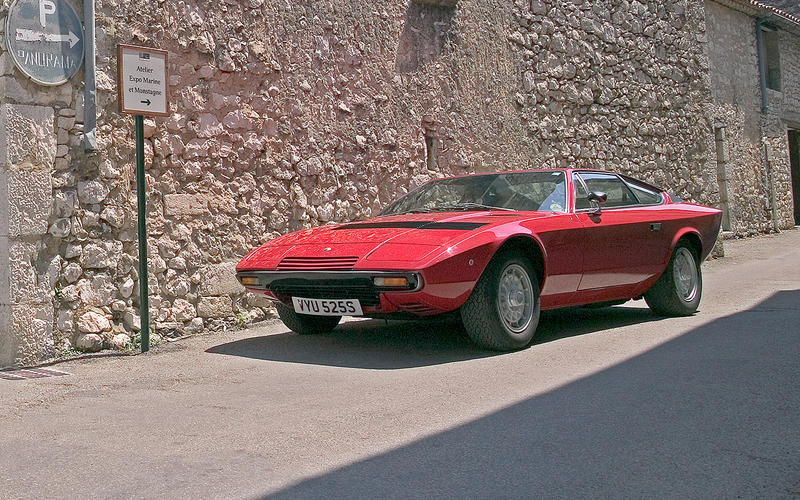 Maserati Khamsin (1974)