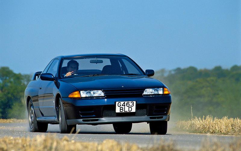 NISSAN SKYLINE GT-R 1995-1998