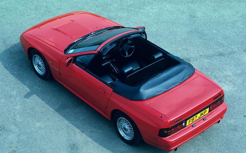 Mazda RX-7 convertible (1988)