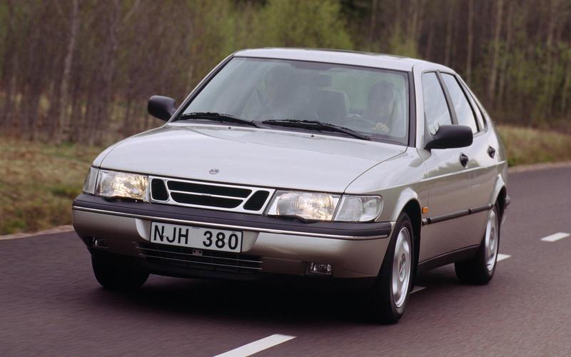 Saab 900 Sensonic (1995)
