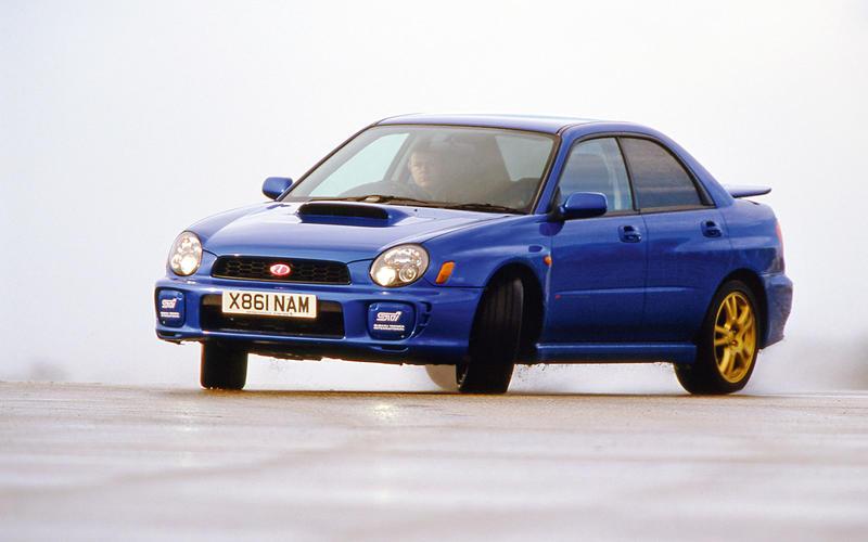 Subaru Impreza WRX STi (1994-2000)