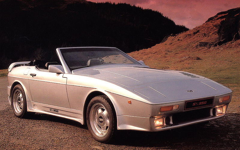 TVR 350SX (1985)