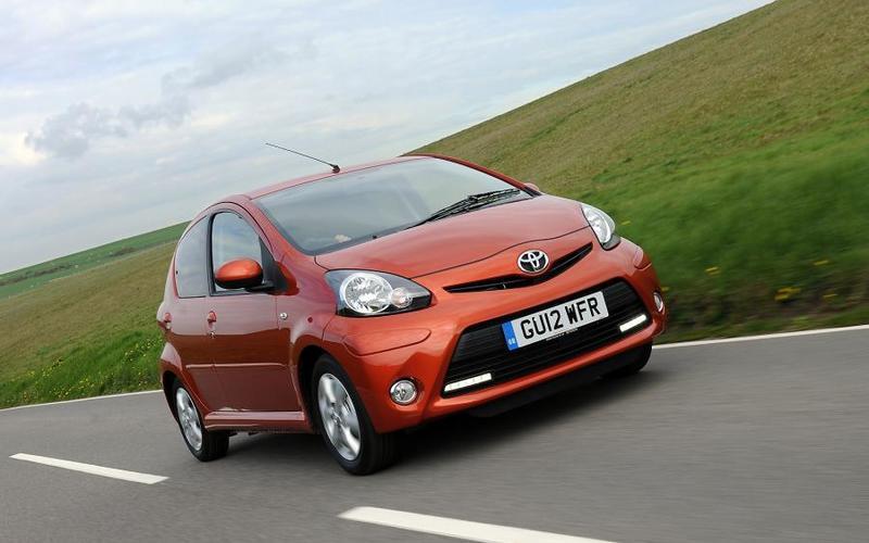 6: Toyota – 14 recalls affecting 16 models