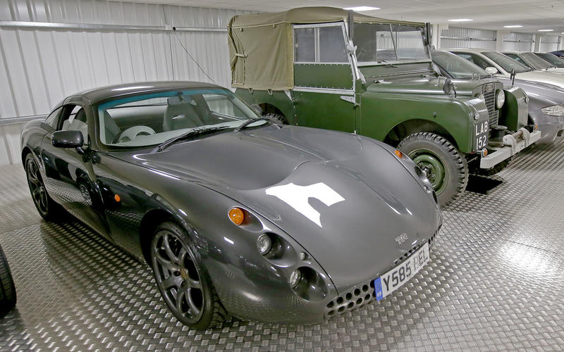 TVR and Land Rover